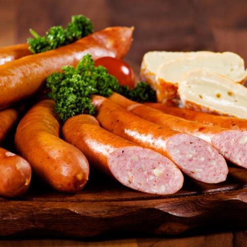 Käse-Wiener / Käsewürstchen - 4er Pack